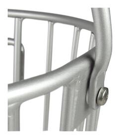 KlickFix Alumino Cykelkurv sølv